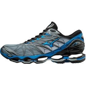 Mizuno Wave Prophecy - Zapatillas running Hombre - gris/azul